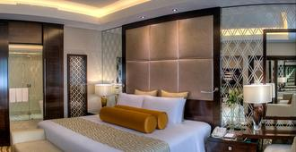 Crowne Plaza Dubai - Deira - דובאי - חדר שינה
