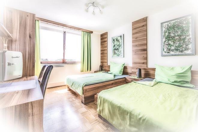 Art-Rooms-Gästezimer - Kapfenberg - Bedroom