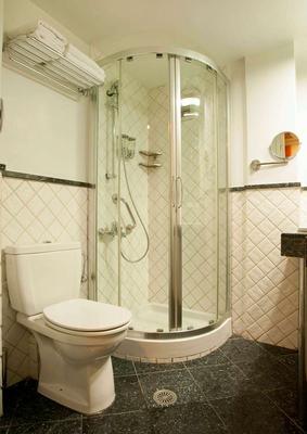 伊利西亞貝斯特韋斯特酒店 - 雅典 - 雅典 - 浴室