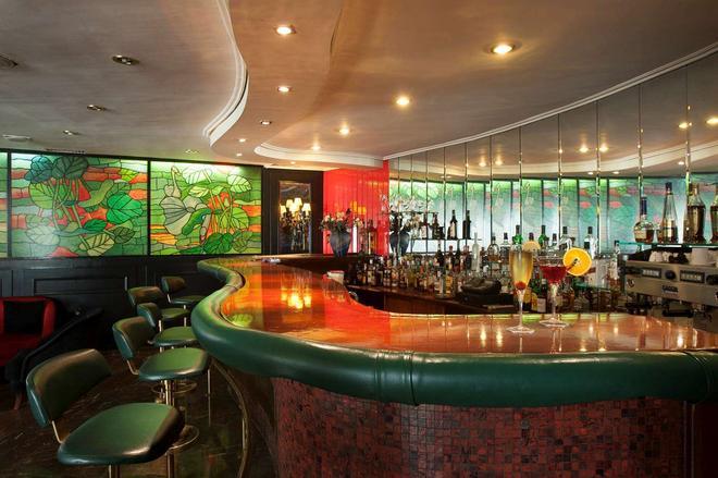 伊利西亞貝斯特韋斯特酒店 - 雅典 - 雅典 - 酒吧