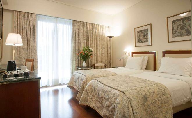 伊利西亞貝斯特韋斯特酒店 - 雅典 - 雅典 - 臥室