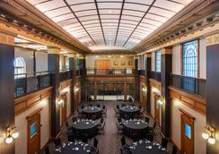 One King West Hotel & Residence - Τορόντο - Εστιατόριο