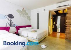 Canvas Boutique Hotel - Puerto Princesa - Phòng ngủ