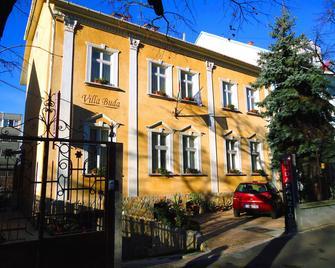Buda Panzio - Győr - Building