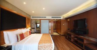 Gokulam Grand Hotel & Spa Bangalore - เบงกาลูรู - ห้องนอน
