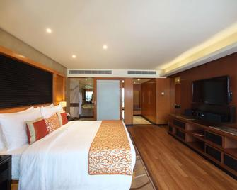 Mövenpick Hotel & Spa Bangalore - Bengaluru - Bedroom