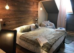 Auberge de la Paix - Briancon - Bedroom