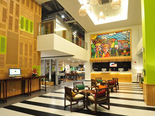 克拉馬麥克斯第一酒店 - 雅加達 - 雅加達 - 大廳