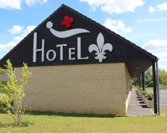 Hôtel Fleur De Lys - Hazebrouck - Building