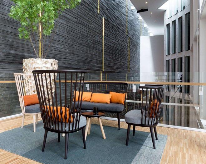 馬爾默現場凱瑞華晟酒店及會議中心 - 馬爾摩 - 馬爾默 - 陽台