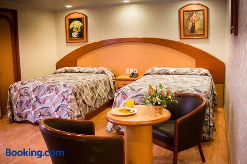 Hotel Diligencias - Mexico City - Bedroom