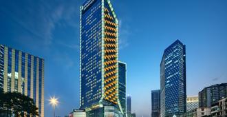 Intercontinental Residences Chengdu City Center - Chengdu - Byggnad