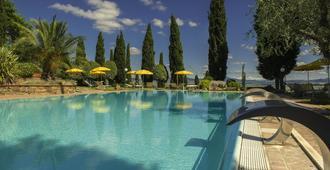 Wellness Center Casanova Hotel E Spa - San Quirico d'Orcia - Piscina