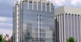 Kingsgate Hotel Abu Dhabi - אבו דאבי - בניין
