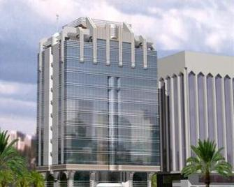 Kingsgate Hotel Abu Dhabi - Abu Dhabi - Byggnad