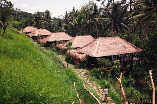 Kayumanis Ubud Private Villas & Spa - Ubud - Außenansicht