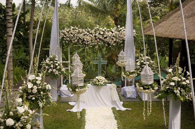 Kayumanis Ubud Private Villas & Spa - Ubud - Banquet hall