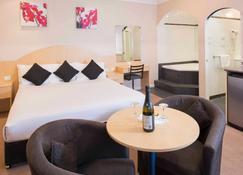 Blue Mountains Heritage Motel - Katoomba - Schlafzimmer