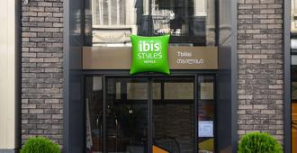 ibis Styles Tbilisi Center - Tbilisi - Byggnad