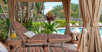 Renaissance Orlando Airport Hotel - אורלנדו - בריכה
