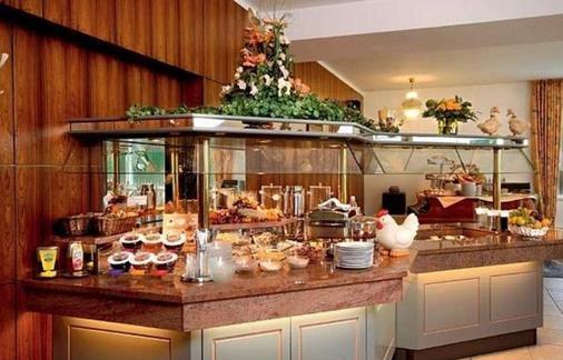 Garten-Hotel Ponick - Κολωνία - Μπουφές