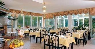 Garten-Hotel Ponick - קלן - מסעדה