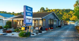 Sierra Beachfront Motel - Kaikoura - Rakennus