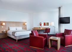 Park Inn Aberdeen - Aberdeen - Bedroom