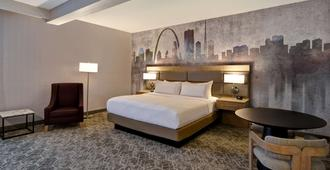 DoubleTree by Hilton St. Louis Airport - Saint Louis - Camera da letto