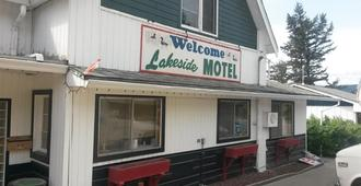 Lakeside Motel - Williams Lake - Edificio