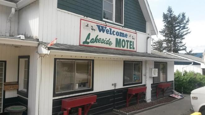 Lakeside Motel - Williams Lake - Edificio