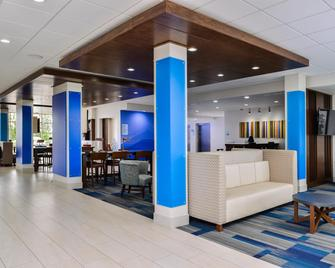 Holiday Inn Express & Suites Siloam Springs - Siloam Springs - Salónek