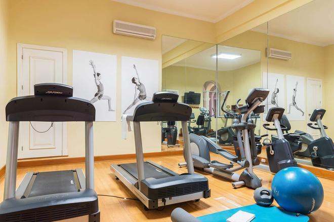 LP Los Portales Hotel Piura - Piura - Gym