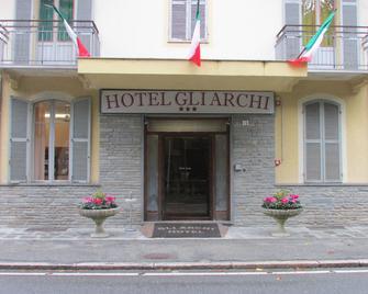 Hotel Gli Archi - Acqui Terme - Building