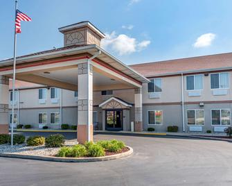 Econo Lodge - Shelbyville - Gebäude