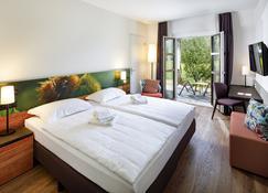 Hotel Bellinzona Sud Swiss Quality - Bellinzona - Camera da letto