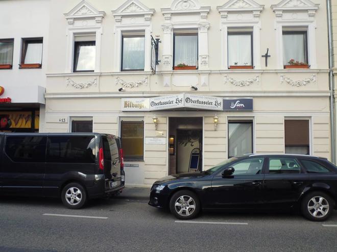 Pension Oberkasseler Hof - Bonn