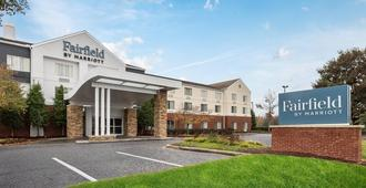 Fairfield Inn by Marriott Charlotte Northlake - Charlotte - Toà nhà