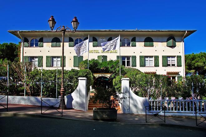 Hôtel Ermitage - Saint-Tropez - Edificio