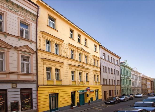 茲科夫公寓酒店 - 布拉格 - 建築