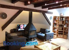 Alacran Home - Benasque - Wohnzimmer