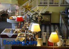 Hotel Schweriner Hof - Kuehlungsborn - Restaurant