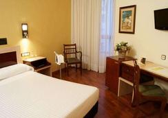 Hotel AA Zaragoza Royal by Silken - Zaragoza - Bedroom