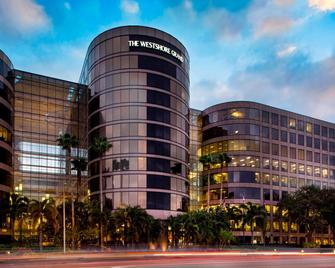 The Westshore Grand, A Tribute Portfolio Hotel, Tampa - Тампа - Здание