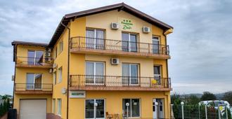 Pensiunea Zbor - Cluj - Byggnad