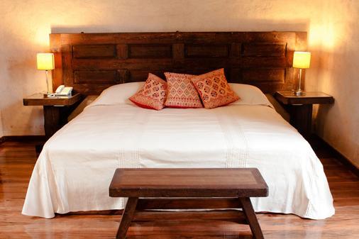Hotel Casa Selah - San Cristóbal de las Casas - Bedroom
