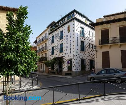 Hostal La Ninfa - Granada - Building