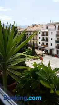 Hostal La Ninfa - Granada - Outdoor view