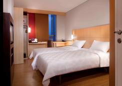 雅加達宜必思塞嫩酒店 - 雅加達 - 雅加達 - 臥室