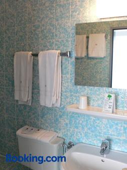 Hotel Meran Hallenbad & Sauna - Saarbruecken - Bathroom